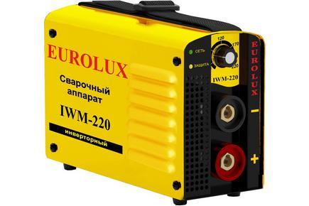 сварка для дома и дачи EUROLUX IWM220