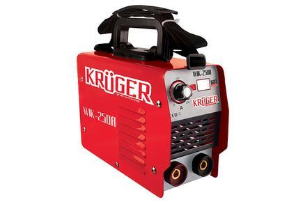сварочный инвертер KRUGER WIK-250