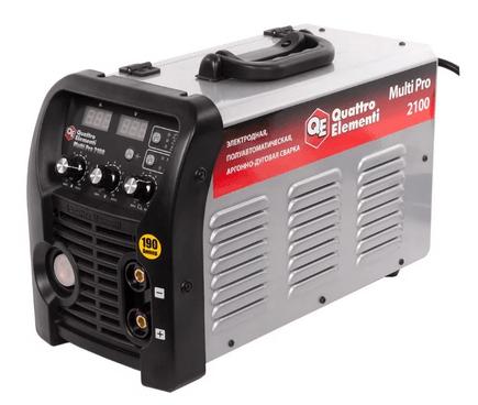 полуавтомат Quattro Elementi MultiPro 2100