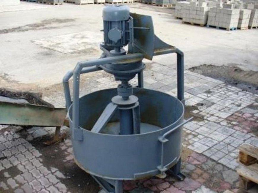 самодельный бетоносмеситель