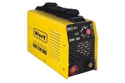 сварка Wert SWI 190